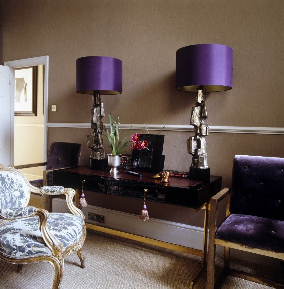 Classic Bedside Lamps - Side table lamps for bedroom indian