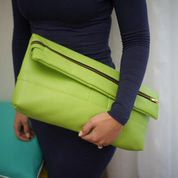 Chartreuse one 5 by CouturebyST on Etsy
