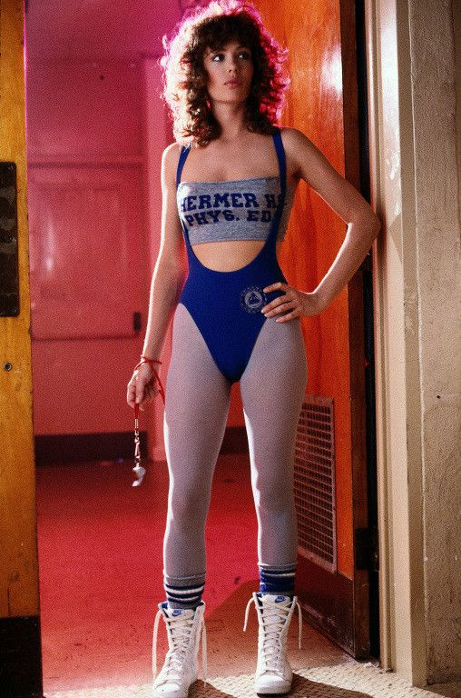 I See It All And I Raise You Kelly LeBrock 1985.