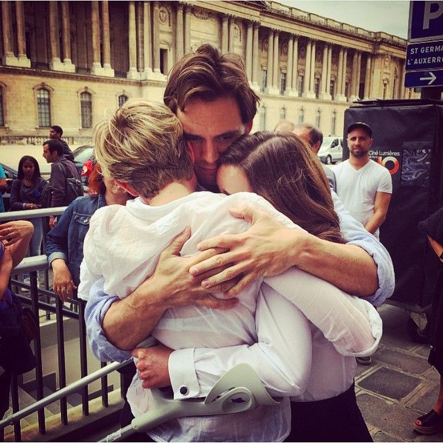"And that's a wrap. Thank you Paris. Thank you Mallorca. Thank you Pembrokeshire. Thank you Oxfordshire. Thank you London. It has been an absolute pleasure to be a part of something so very special to me. ""You are scored on my heart..."" #mebeforeyou"