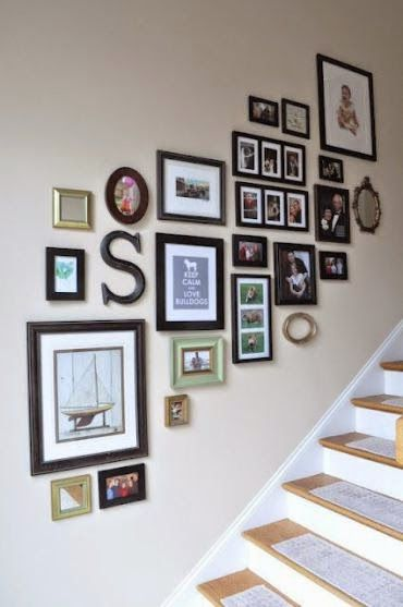 cornici e scale Idee per decorare la casa