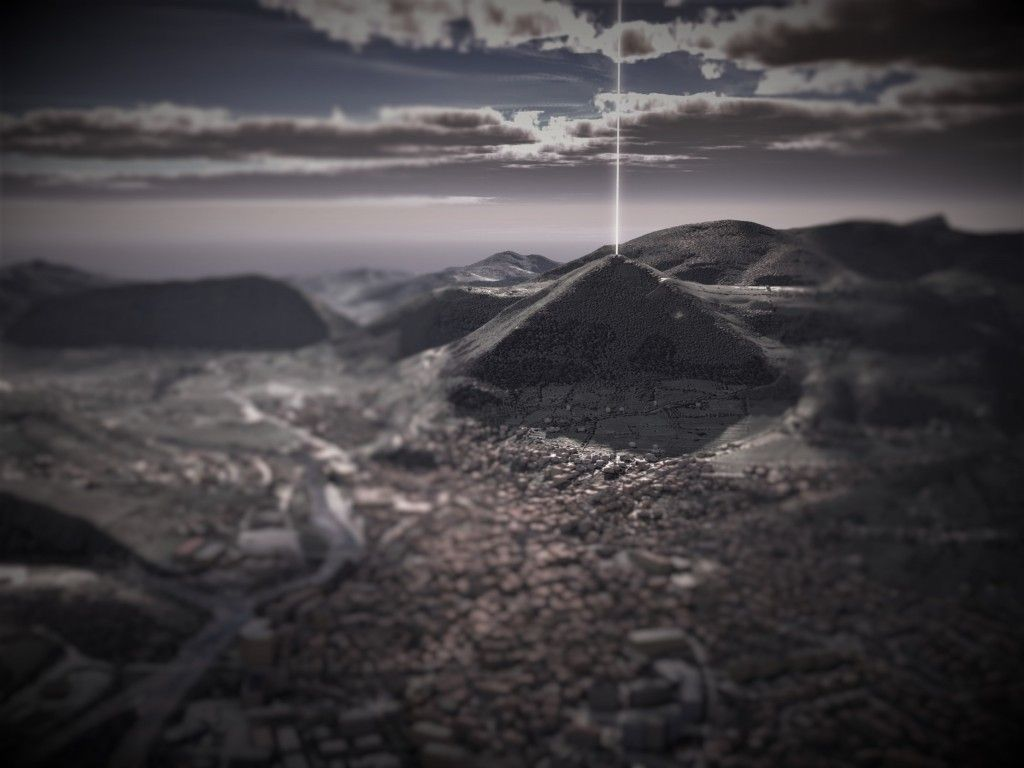 A Giant Energy Machine? 5 Incredible characteristics of the Bosnian Pyramid - RiseEarth