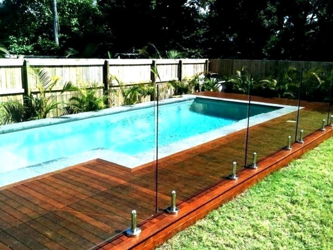 59 The New Inspiration For Pool Fence Ideas 2018 My Little Think Pool Fence Outside Pool Modern Fence Design