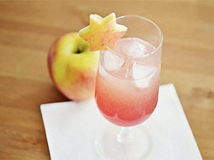 DIY-Anleitung: Kühlendes Apfelgetränk zubereiten via DaWanda.com