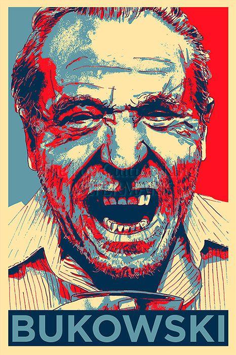 La filosofía de Charles Bukowski - Maldito Insolente