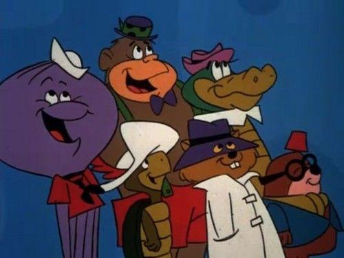 Hanna Barbera Photo Yogi S Gang Group 2 Cartoon Crazy Hanna Barbera Cartoons Hanna Barbera