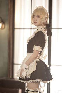 ~ Fate Maid ~ - Tamashi No Cosplayers (魂のコスプレイヤー)