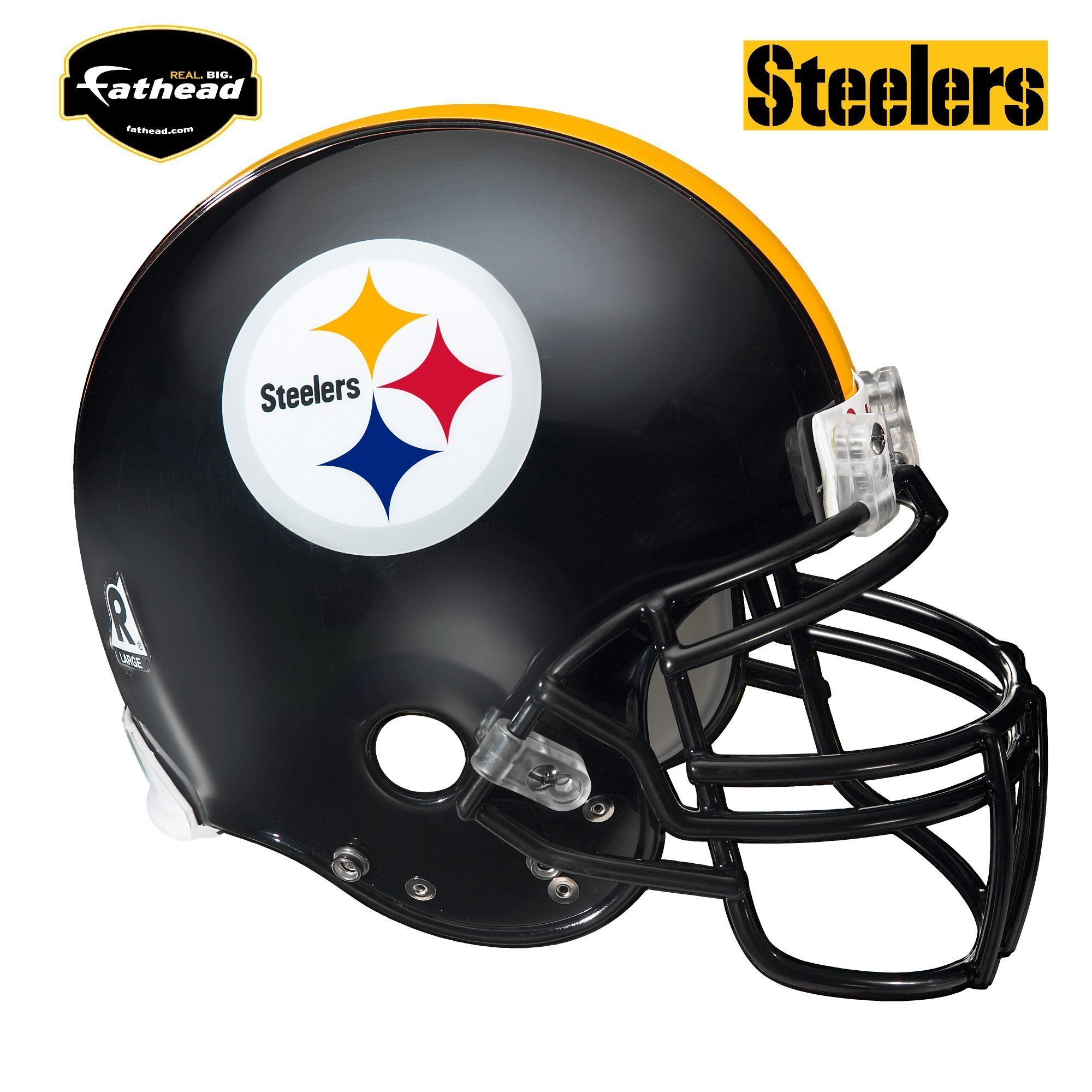 more photos 8049f f17ac pittsburgh steelers helmet - Google Search | work it ...