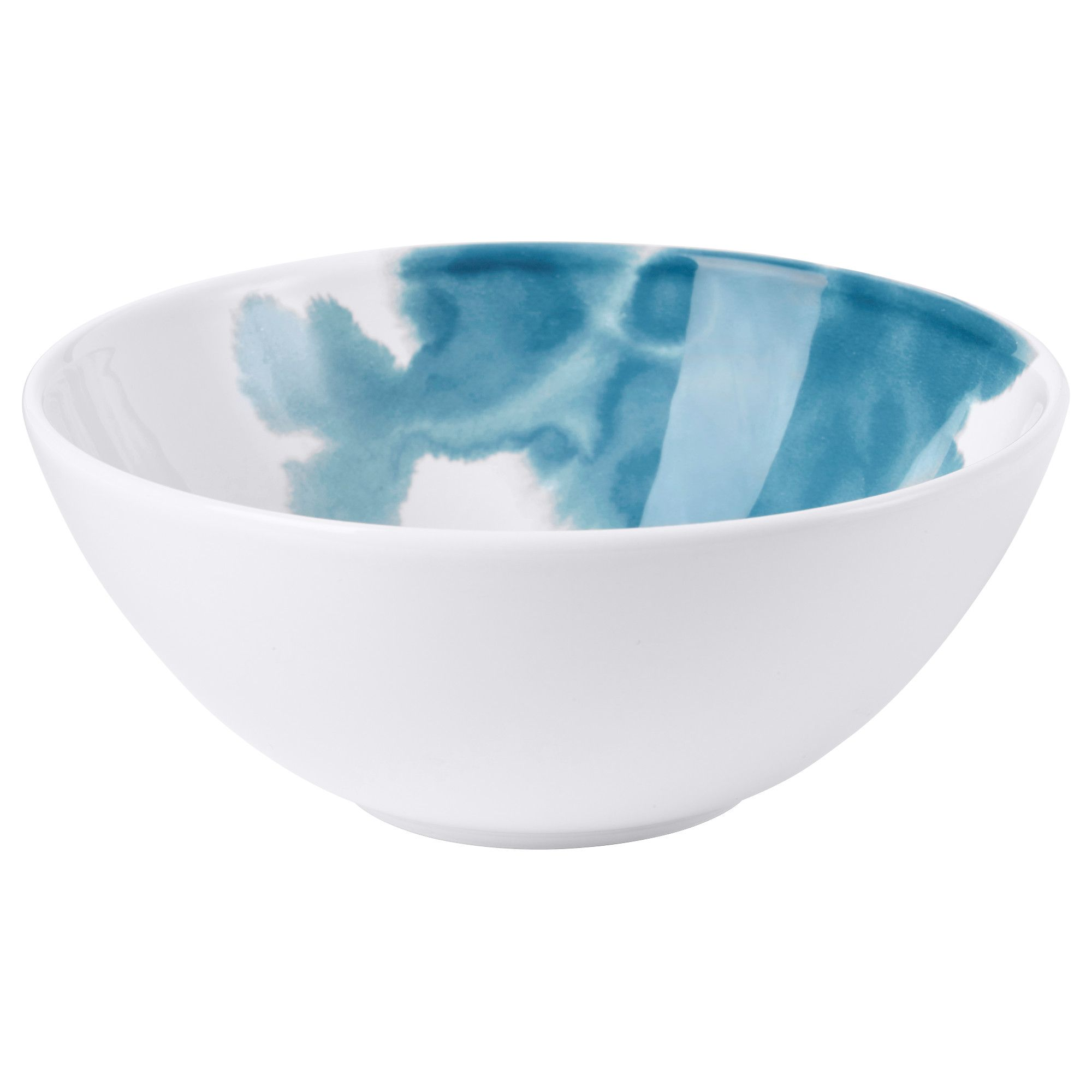 BEHAGA Bowl, turquoise | Dinnerware, Bowls and Turquoise art