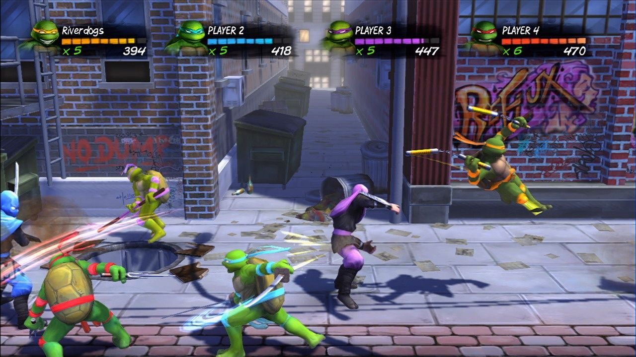 Tmnt Turtles In Time Reshelled Not Quite The Next Gen Turtles Game We Were Hoping For I E Rocksteady I M Talking To Rocksteady Studios Tmnt Turtle Games