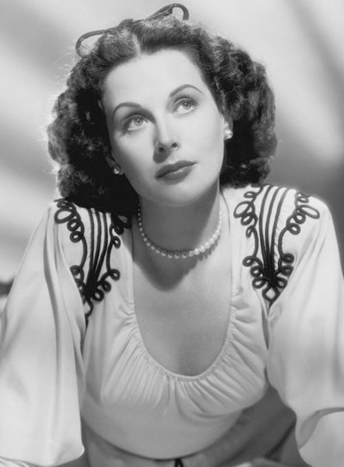 Hedy Lamarr Frases Hollywood Clásico Actrices Y Cine