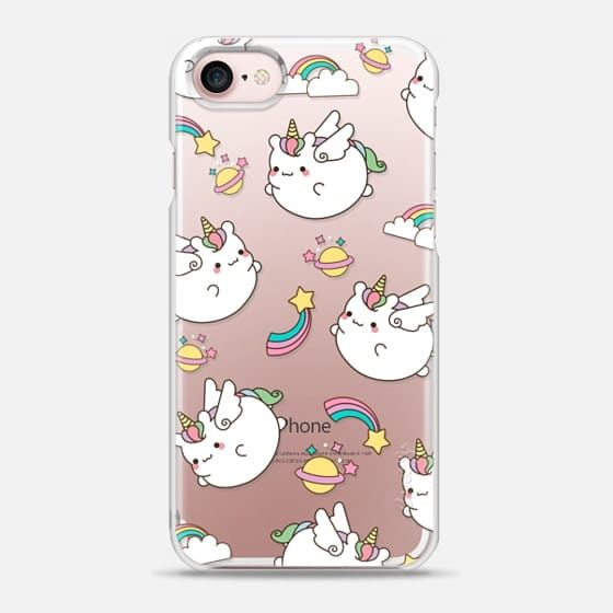 Flying Unicorn iPhone 7 Plus Back Cover