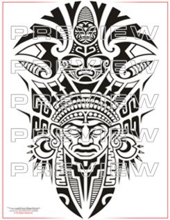 awesome tribal priest tattoo design aztec tattoo ideas pinterest priest tattoo designs. Black Bedroom Furniture Sets. Home Design Ideas