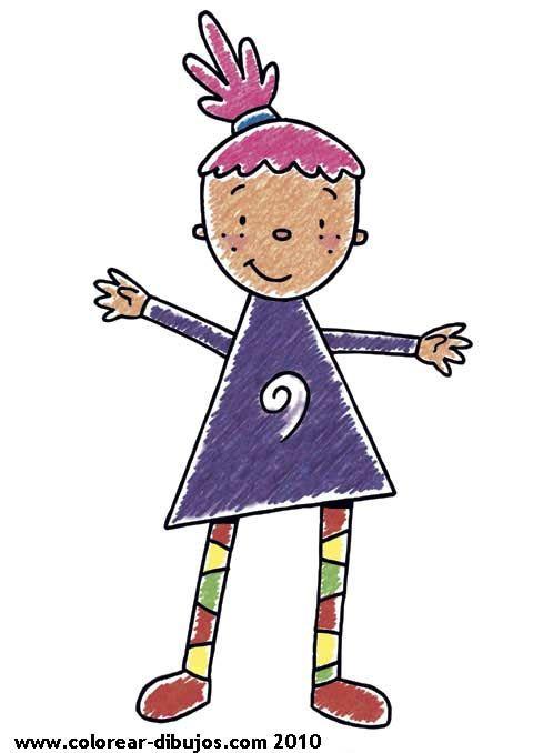 pinky dinky doo | Colorear dibujos de Pinky dinky doo .dibujos de ...