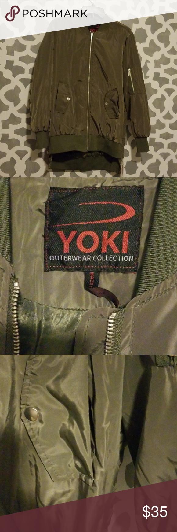 Yoki Outerwear Jacket Olive Lightweight Jacket By Yoki 2 Front Pockets And One Pocket On The Sleeve Nwt Medium Yoki Jackets Co Jackets Outerwear Jackets Yoki [ 1740 x 580 Pixel ]