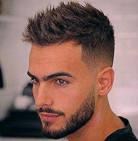 Photo of Mens Hairstyles Short Fade