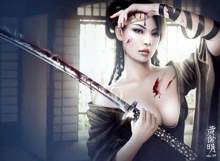 Приват bloodgirl