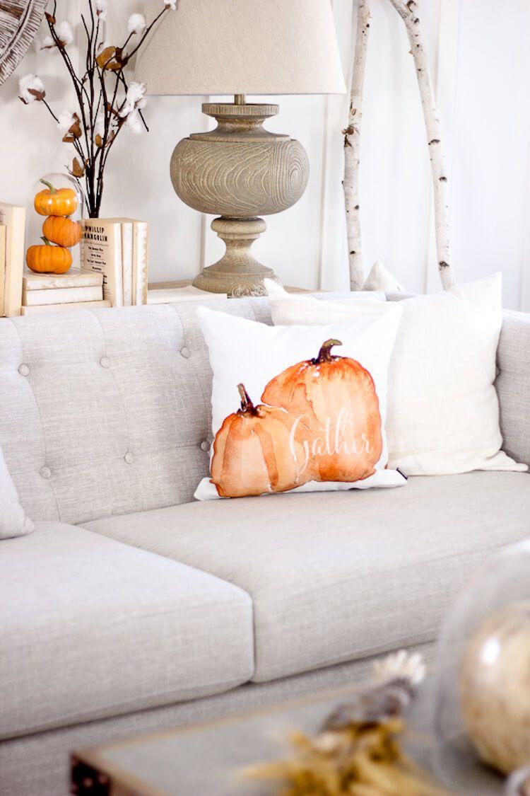 10 Ideas Infalibles Para Decorar Tu Casa En Otoño Casa En