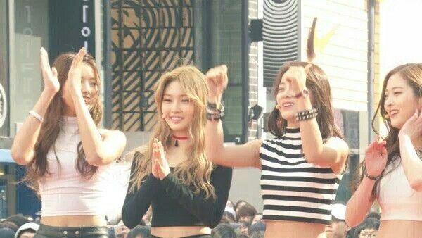 #Fingertips stage Pledis Im Nayoung M&H Kim Chungha Jellyfish Kim Sejeong Pledis Eunwoo