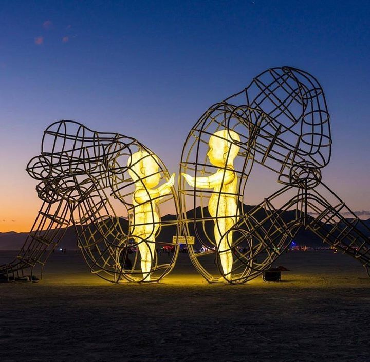 Burning Man Sexy Pics