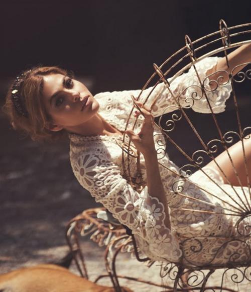 Eva Mendes for The Edit September 2013