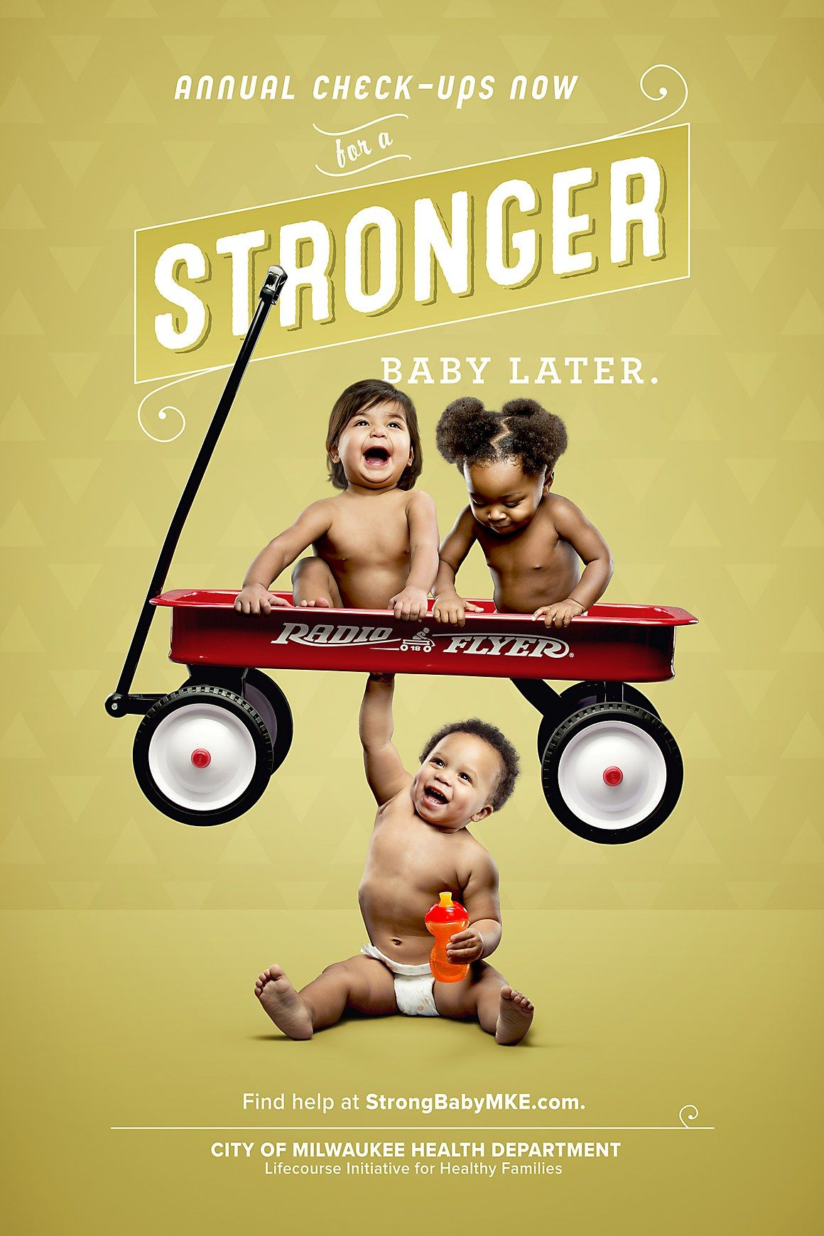 Serve Marketing Amp Rsquo S Ads Fight Back Against The Infant Mortality Crisis Amp Mdash With Strong Babies Health Department Ads Health