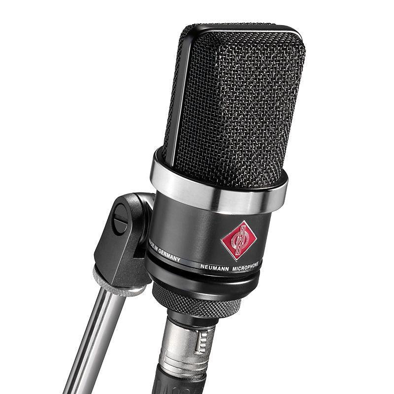 Studijnye Mikrofony Neumann Tlm 102 Black V 2020 G Usilitel Mikeny Udarnye