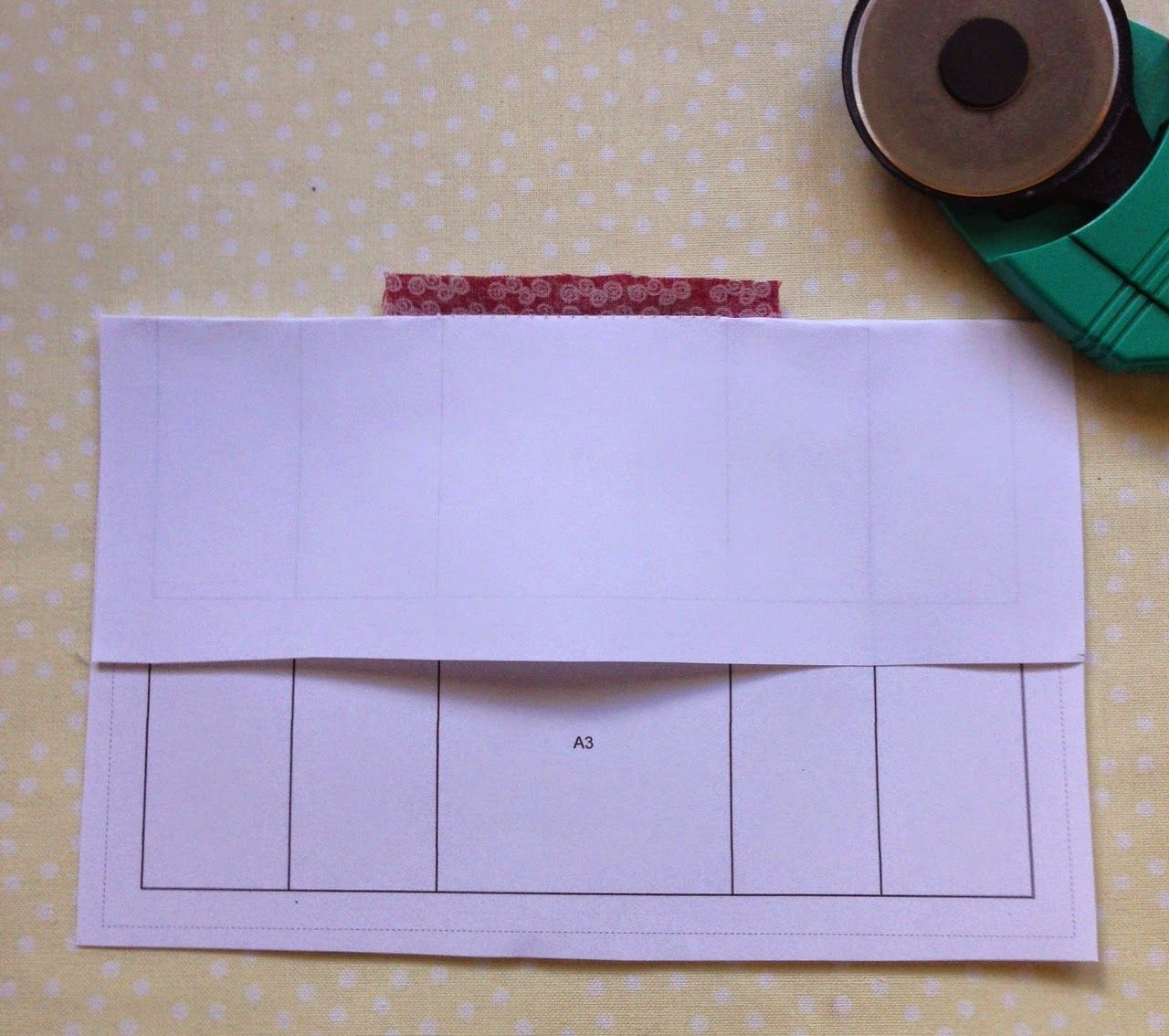 Paper piecing is a simple and traditional quilt making technique and once you have learnt the basics, sewing more complicated patterns will ...