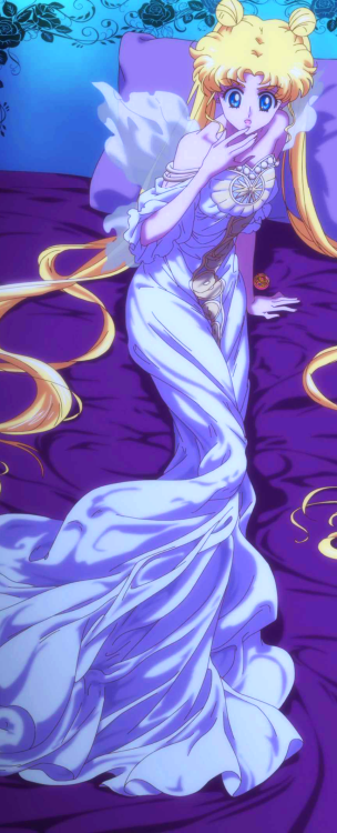Prisoner Usagi from Sailor Moon Crystal  I think this is my