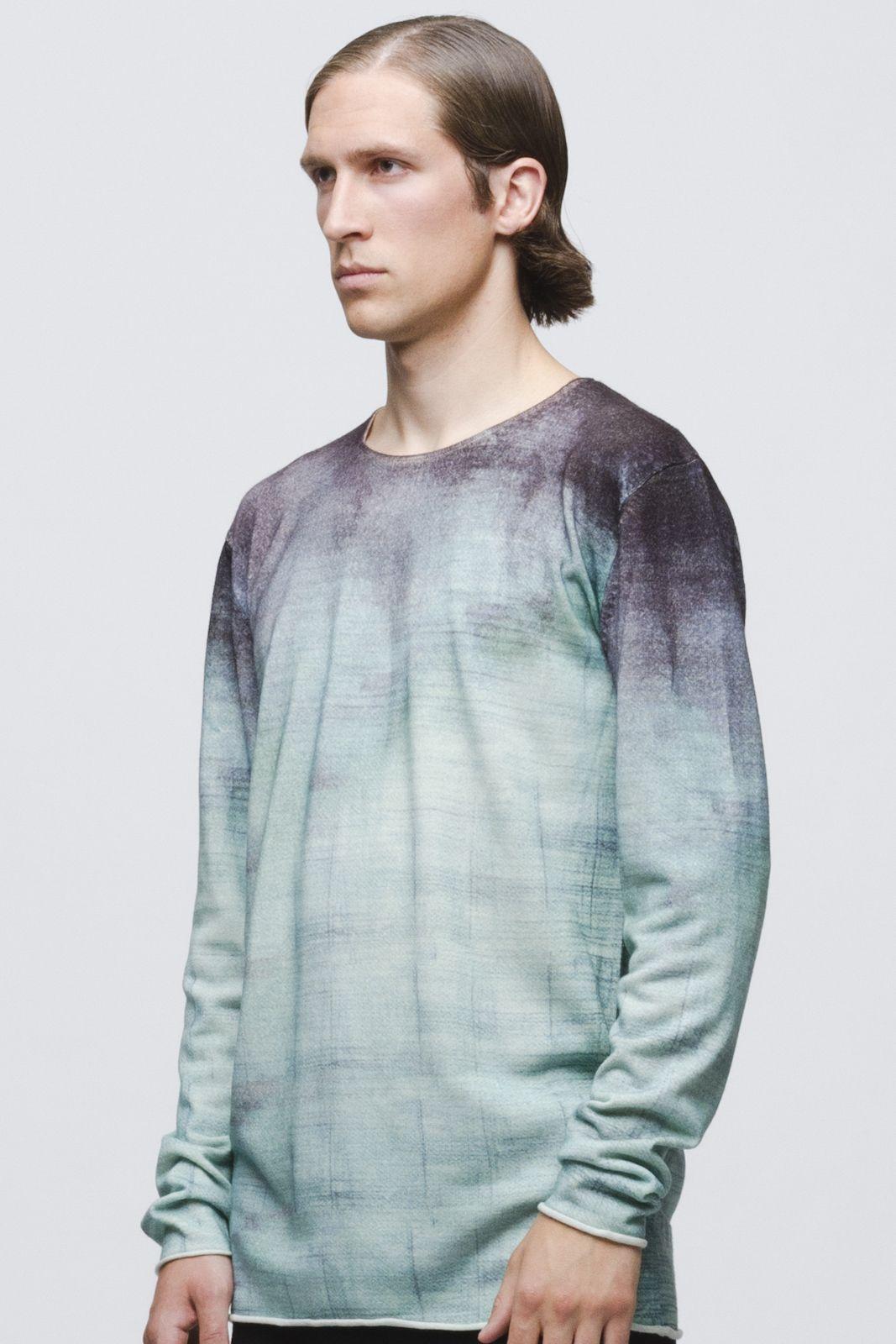 Viktor wool sweater from Norwegian brand LOPI STUDIO. www.lopi.no