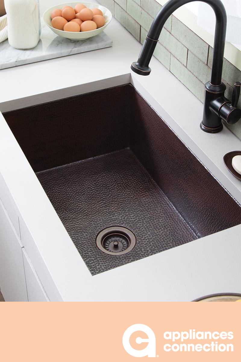 Copper Kitchen Sinks Collection Cpk293