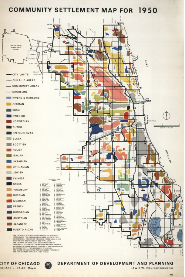 Chicago S Changing Borders And What Growth Looks Like Chicago Map Cartography Map
