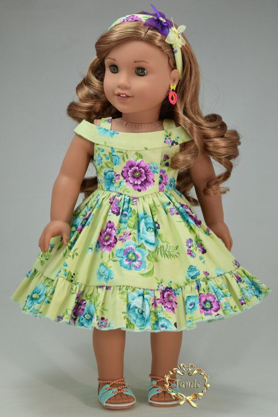 ♥ Item# PR00042 by Purple Rose NY | DOLLS - AMERICAN GIRL ...