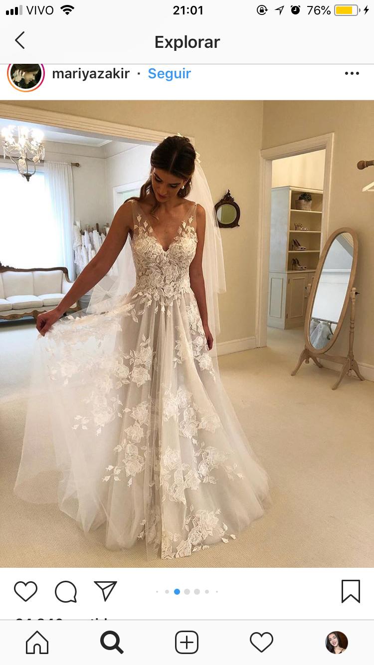 Pin von lilalime auf wedding  Kleider hochzeit, Hochzeitskleid