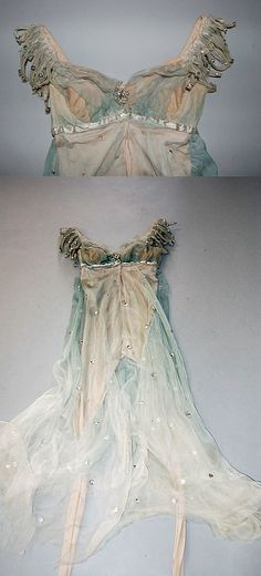 Margot Fonteyn's costume from `Ondine' designed by Lila De Nobili, 1958~Image via Kerry Taylor Auctions