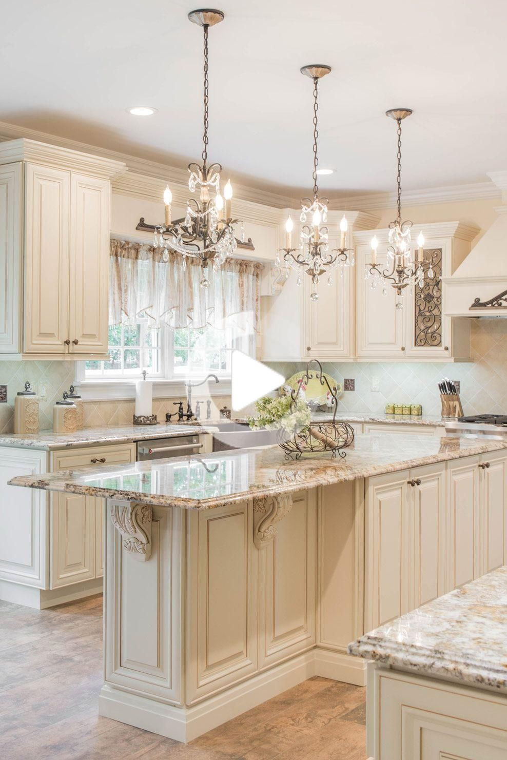 Home Cabinet Westbury A7 Style Creme Maple Glazed Classic Kitchen Cabinets In 2020 Classic Kitchen Cabinets Country Kitchen Cabinets Brown Kitchen Cabinets