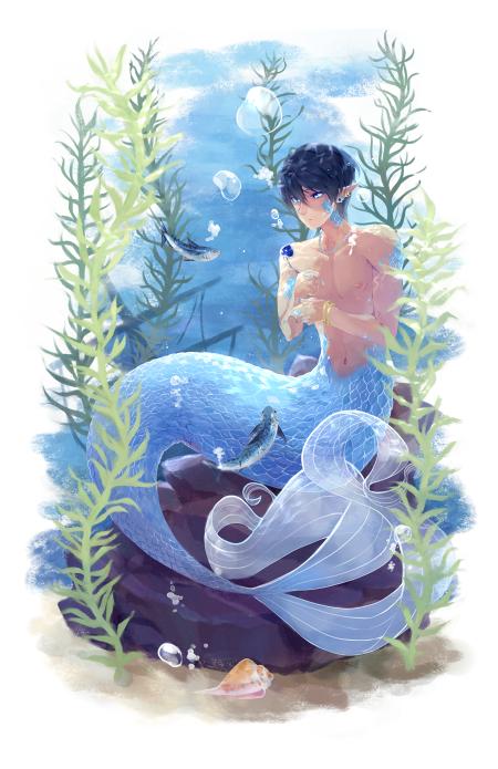 Photo of MerHaru Art Print