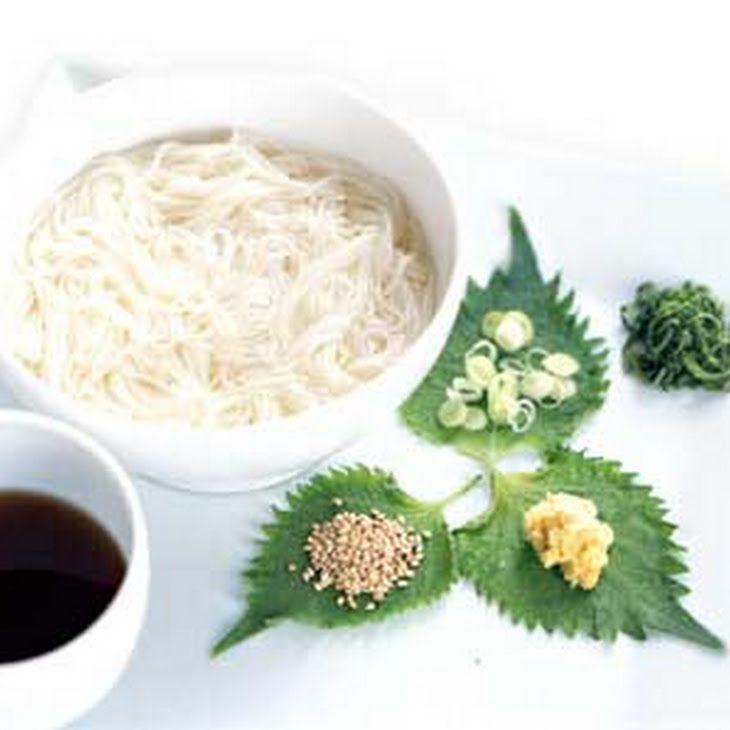 Japanese cold noodles recipe yummly recipe japanese