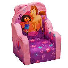 Dora The Explorer Foam Chair Harmony Kids Toys R Us Childrens Chairs Toys Dora