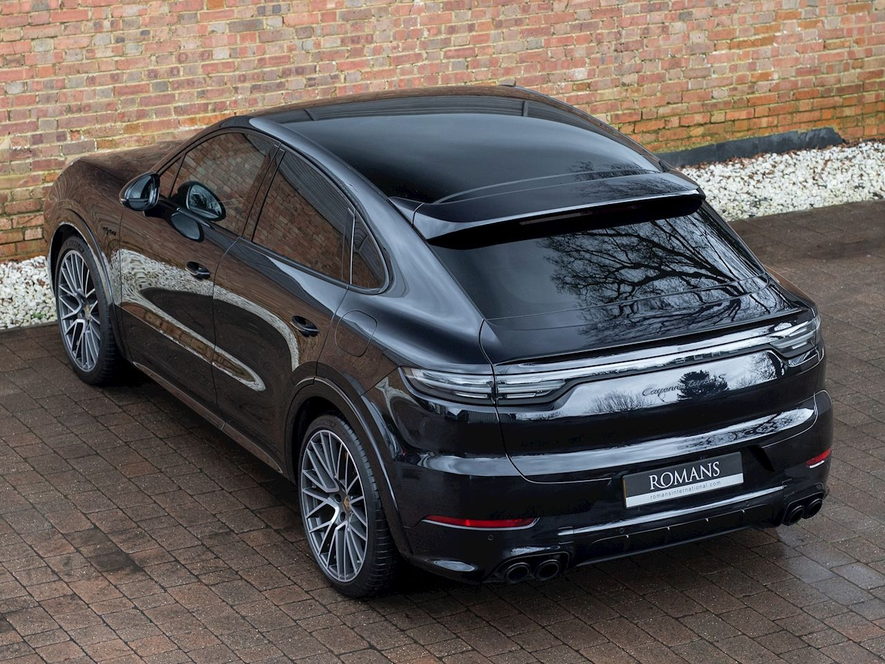 2019 Used Porsche Cayenne Turbo S E Hybrid Jet Black Metallic In 2020 Porsche Cayenne Cayenne Turbo Used Porsche