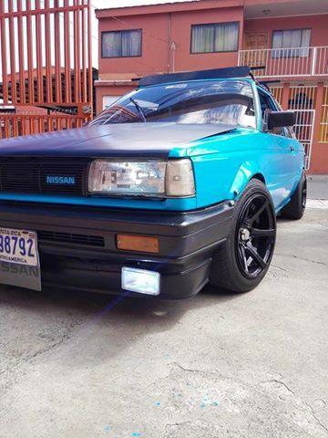 B12 Honda Civic : honda, civic, Bayron, Escobar, Carros, Nissan, Sunny,, Sentra,, Datsun