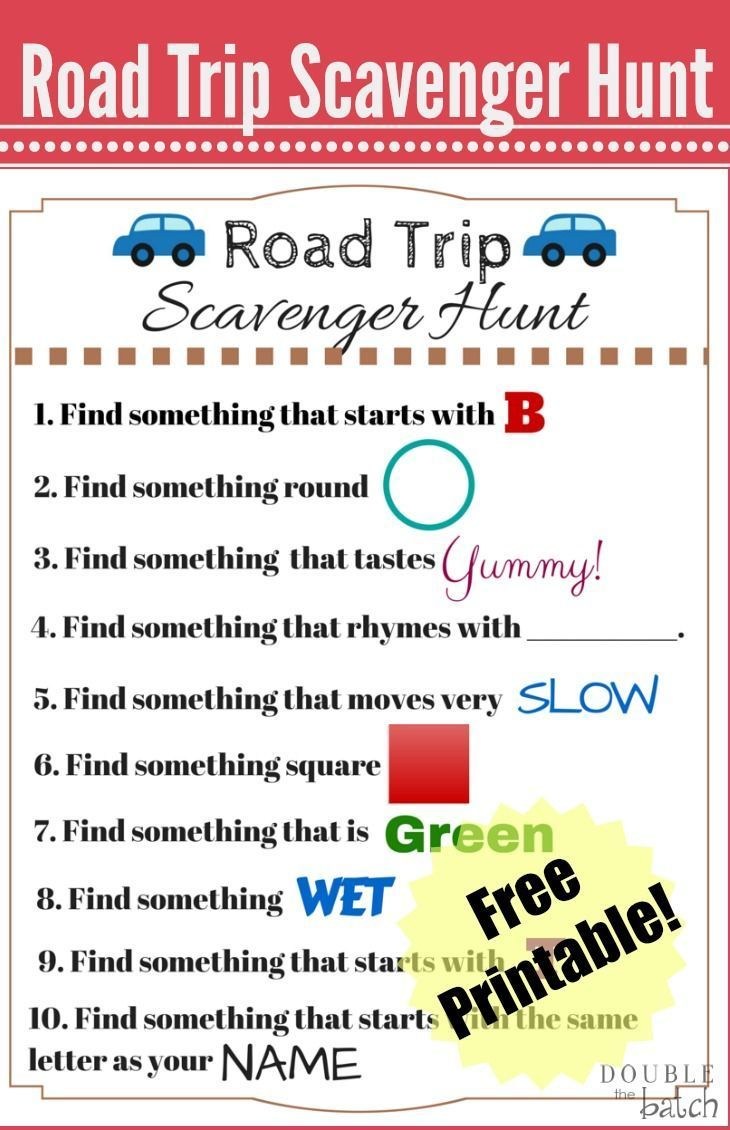 Road Trip Scavenger Hunt  Funny Scavenger Hunt Ideas is part of Road trip scavenger hunt, Road trip, Road trip fun, Road trip games, Road trip activities, Kids travel activities - Are you looking for funny scavenger hunt ideas  In this blog, I will give you some funniest road trip scavenger for your family vacation this summer! Enjoy!