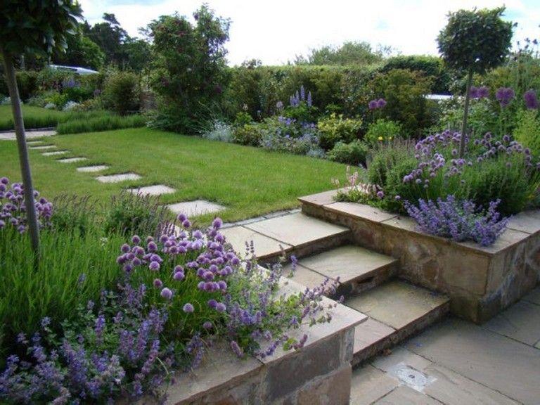 72+ Amazing Low Maintenance Front Yard and Backyard Landscaping Ideas #backyardlandscaping
