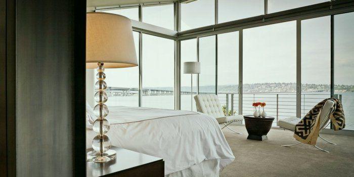 einrichtungsideen schlafzimmer gestalten feng shui | Innendesign ...