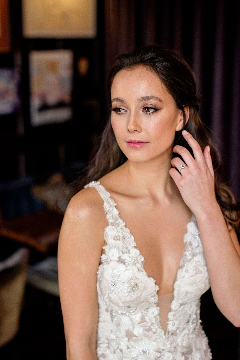 Introducing Mirror Mirror London S Couture Wedding Dress