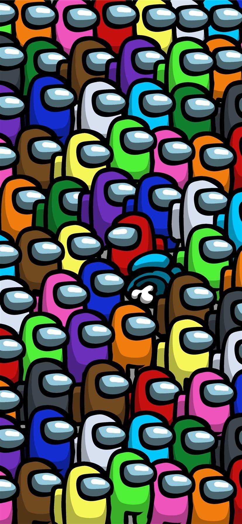 Among Us I Made Phone Amongus Trends Iphone11wallpaper Wallpaper Iphone Cute Pretty Wallpaper Iphone Pretty Wallpapers