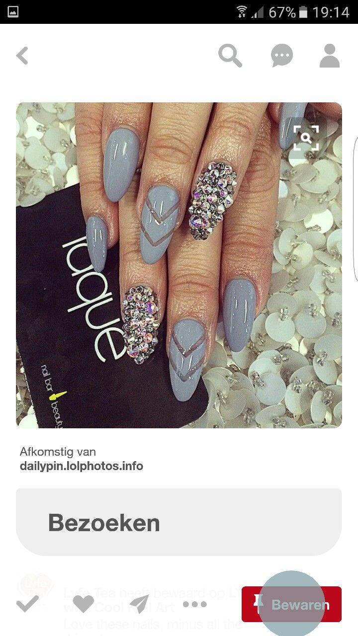 Pin by Jennifer Kellner on inspiratie nagelkunst | Pinterest