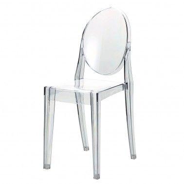 Superior Replica Ghost Chair Phillipe Starck Victoria Nick Scali