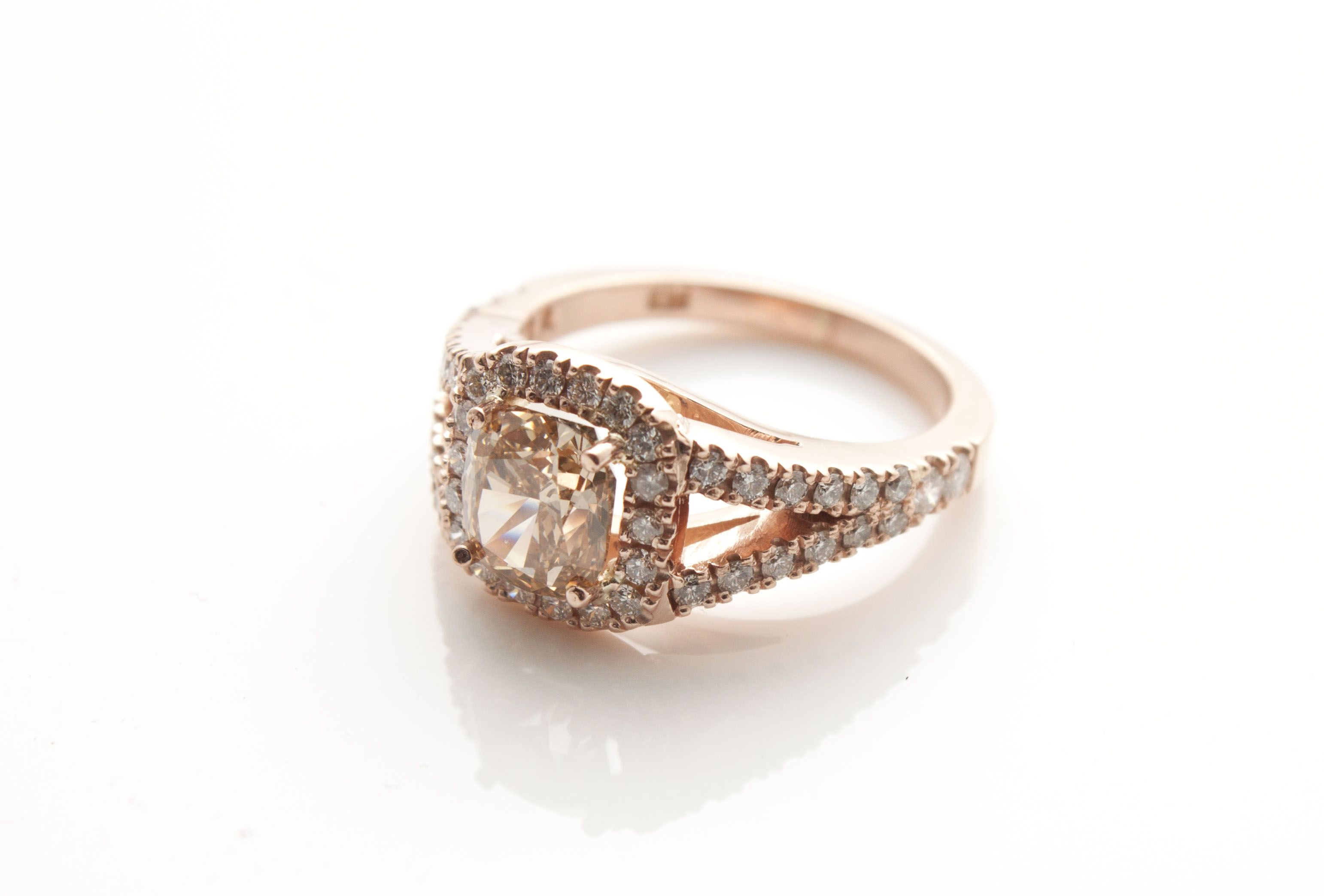 rocket rings johnny engagement ct brushed jewellery white ring jrj brilliant cut stones gold diamond side ladies
