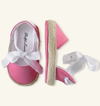 new arrive new cheap best sale Caliana Espadrille By Ralph Lauren!!! L<3VE it!!! | Baby ...
